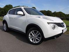 used Nissan Juke ACENTA SPORT in surrey