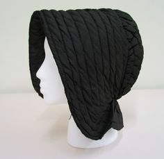 Quilted bonnet