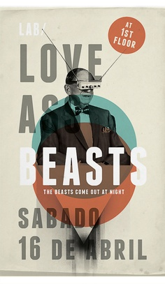 Gonçalo Antunes: Restless Graphic Designer   Posters / Flyers