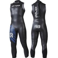 Orca 2011 Men's S3 Sleeveless Wetsuit - YVN6 (Black - 5) >>> Check out the image by visiting the link.