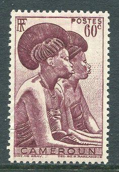 Cameroun 308 Mint OG HR. NO per item S/H fees - bidStart (item 30554303 in Stamps, Africa, Cameroun)