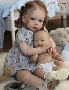 He encontrado este interesante anuncio de Etsy en https://www.etsy.com/es/listing/238510614/reborn-toddler-baby-girl-gabby