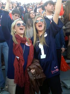 Auburn Alpha Xi Delta: Game Day