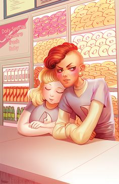 76 Best Lars and Sadie images in 2015 | Steven universe