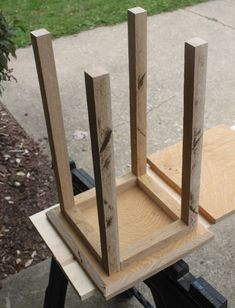 How To Build This Oversized Rustic Wood Lantern For Free – From Pallets or Reclaimed Lumber! | Old World Garden Farms
