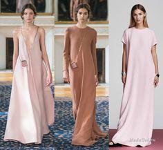 Модные платья -- обзор актуальных фасонов для сезона весна-лето 2017