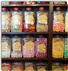 Our Favourites - Mr Simms Olde World Sweet Shoppe British Candy, British Sweets, Chocolate Sweets, Chocolate Gifts, Old Fashioned Sweets, Old Fashioned Sweet Shop, Willy Wonka Factory, Old Sweets, Candy Craze