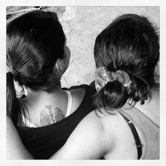 """Sister Love"" Models: Angelica Vega and Maria Rodriguez Vega. Photo by Arcangel Photography. #sisterlove #arcangelphotography"