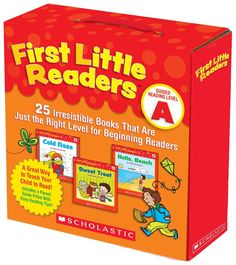 First Little Readers Parent Pack: Guided Reading Level A: 25 Irresistible Books That Are Just the Right Level for Beginning Readers: Deborah Schecter: 9780545231497: Amazon.com: Books
