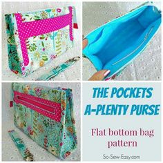 Flat bottom bag