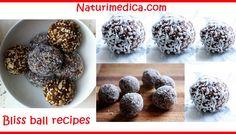 Bliss balls recipes