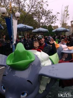 Things for boys at Disneyland