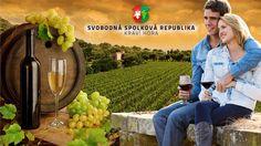 Sleva Vinařská Pálava, raut a neomezená konzumace vína a burčáku