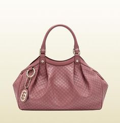 Image detail for -Sukey Dark Pink Microguccissima Tote