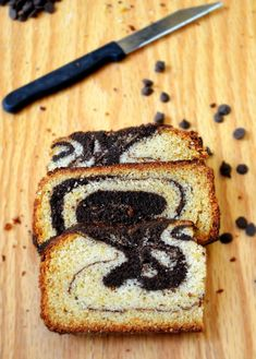 Eggless marble cake is a delicious cake made soft moist fluffy with a blend of vanilla and chocolate flavors. Try it for your weekend party with masala sandwich and masala chai. Kid's will love it in their snack box too.   http://ift.tt/2fFiRjg #Vegetarian #Recipes