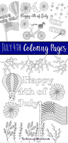 Free Printable Fourth of July Coloring Pages. 4 different designs, patriotic Jul. Free Printable Fourth of July Coloring Pages. 4 different designs, patriotic July coloring page Free Adult Coloring Pages, Free Printable Coloring Pages, Printable Designs, Free Printables, Independence Day Wallpaper, Bible Crafts For Kids, Toddler Crafts, July Crafts, Patriotic Crafts