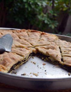 Pita Recipes, Greek Recipes, Greek Pita, Spanakopita, Nutella, Delish, Yummy Food, Favorite Recipes, Sweets