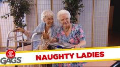 Naughty Old Lady Dancing - Throwback Thursday Old Lady Dancing, Thursday Humor, Throwback Thursday, Funniest Pranks, Old Lady Humor, Happy Birthday Frame, Old Folks, Slow Dance, Smiles And Laughs