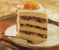 Christmas Lane Cake: Dried cherries and apricots highlight this impressive version of a Southern classic. Christmas Desserts, Christmas Baking, Christmas Foods, Christmas Cakes, Holiday Cakes, Holiday Foods, Holiday Baking, Christmas Eve, Lane Cake