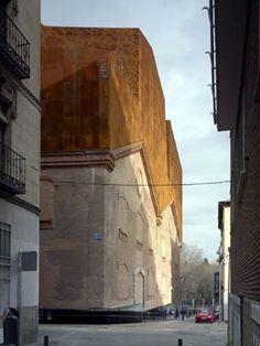 Herzog & de Meuron  CaixaForum Madrid My favorite architecture firm - creative geniuses