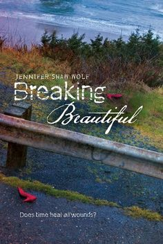 I love that the publisher couldn't find a stock image that was right, so they had the author's photographer husband create one that was. (Breaking Beautiful by Jennifer Shaw Wolf; a very good dark, contemporary YA mystery, out in late April.)