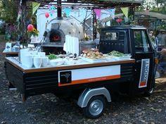 Italian Entertainment - Cibo Di Strada Italiano - Italian Street Food - Mobiele Catering is de trend van dit moment!