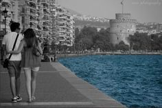 This photo was taken at the center of Thessaloniki by Chara Manou .