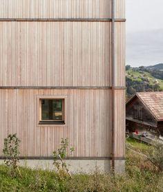 Bernardo Bader . House on the Schopfacker . Trogen  (5)