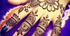 mehndi designs blog