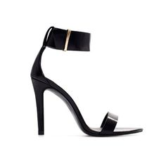 This style from Zara is one of the hottest trends this season, so embrace it!