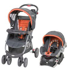 Babies R Us Pioneer Travel System Stroller