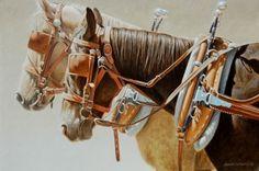 Bert+&+Ernie+12x18,+painting+by+artist+George+Lockwood