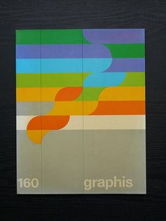 Graphis 160. Designed by Otl Aicher