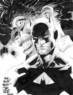 DC Classic. Batman-Joker. Jim Lee