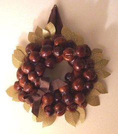 Conker Wreath