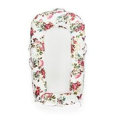DockATot Deluxe+ Dock (La Vie en Rose) - The All in One Baby Lounger, Portable Crib and Bassinet - Perfect for Co Sleeping - Breathable & Hypoallergenic - Suitable from Months Co Sleeper, Play Yard, Calming Colors, Tummy Time, Baby Registry, Floral Prints, Floral Motif, Bold Prints, Nordstrom