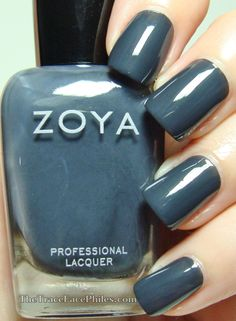 The TraceFace Philes: Zoya Entice Collection! Zoya Genevieve