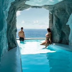 Vacation Places, Dream Vacations, Vacation Spots, Greece Vacation, Vacation Travel, Cavo Tagoo Mykonos, Hotel Swimming Pool, Beste Hotels, Beautiful Places To Travel