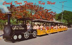 Conch Tour Train - Key West, Florida