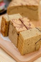 Coco's Sweet Tooth ......The Furry Bakers: Coffee Mocha Sponge Cake