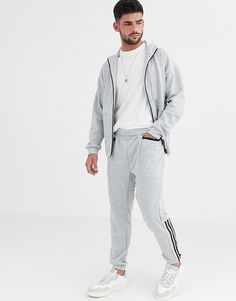 adidas Training ID pants in grey at ASOS. Shop this season's must haves with multiple delivery and return options (Ts&Cs apply). Adidas Track Pants Mens, Mens Cotton Shorts, Latest Trends, Asos, Normcore, Hoodies, Grey, Training, Shopping