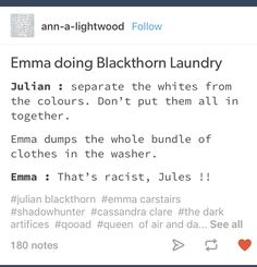 I can totally imagine this happening Shadowhunters Tv Show, Shadowhunters The Mortal Instruments, Julian Blackthorn, Angels Blood, Emma Carstairs, Lady Midnight, Cassie Clare, Cassandra Clare Books, The Dark Artifices