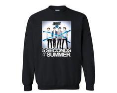 5 Seconds of Summer Sweatshirt 5 SOS One Direction Inspired Sweater.Calum Luke Michael Ashton band.Please visit 5SOS Shirt 5Sos  t-shirt
