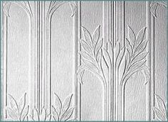 Anaglypta Textured Wallpaper Wildacre RD803