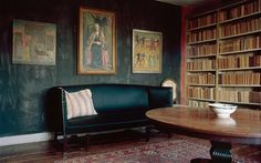 Bloomsbury Group Charleston Retreat, The Telegraph | Remodelista