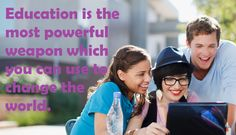 Education is the most powerful weapon which you can use to change the world. Post all your Learning Requirement at UrbanPro.com