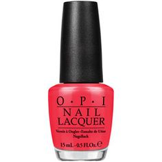 OPI Nail Lacquer, Live. Love. Carnaval- Reward for week 1? ?