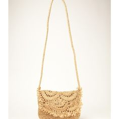 Roxy The Boulevard Bag ($21) ❤ liked on Polyvore