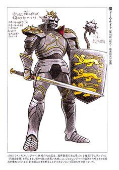 Zyuranger: Dora Knight MMPR S1: Knasty Knight