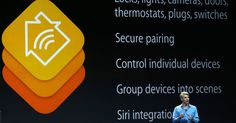 Apple Joins the Smart Home Revolution With HomeKit